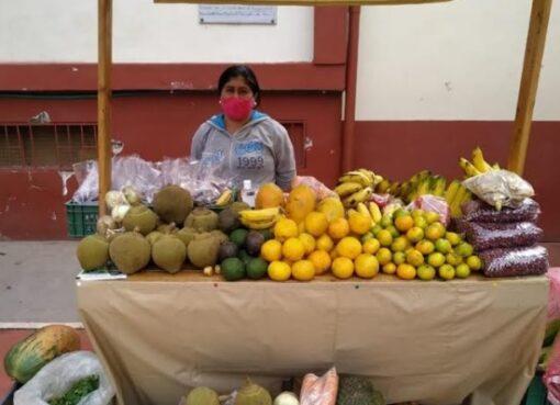 La Agencia de Desarrollo Rural, acompañó la reactivación económica de los campesinos de Salento, a través de mercados campesinos