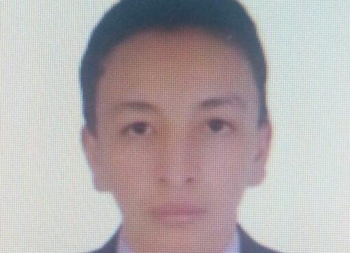 Cristian David Martínez Cortés fue condenado a 12 años de prisión por el delito de violencia intrafamiliar agravada.