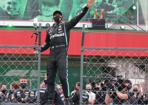 Lewis Hamilton consiguió su 92ª victoria de su carrera en Fórmula 1