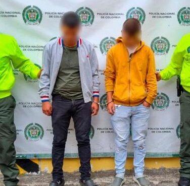 Fueron judicializados los presuntos responsables de los múltiples homicidios ocurridos en Samaniego (Nariño) y Jamundí (Valle del Cauca)