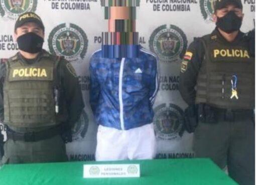 En el Barrio Simón Bolívar fue capturado un hombre, quien habría lesionado a dos mujeres
