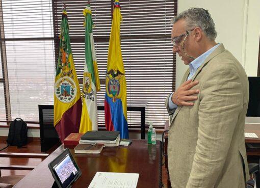 El gobernador del Quindío, clausuró de manera oficial el tercer y último período ordinario de sesiones en la Asamblea Departamental