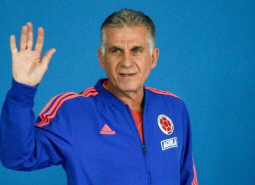 Carlos Queiroz no será más, técnico de la Selección Colombia Masculina de Mayores.