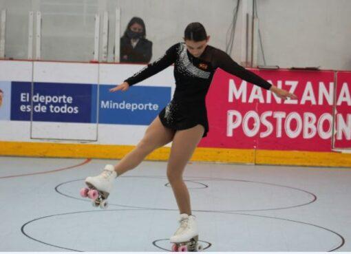 Se inició el Campeonato Nacional Interclubes 2021 de patinaje artístico