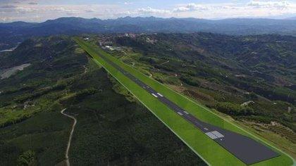 La aeronáutica Civil otorgó permiso de construcción para el Aeropuerto del Café
