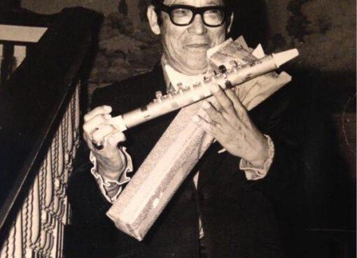 El Ministerio de Cultura conmemora 109 años del natalicio del maestro y compositor, Lucho Bermúdez