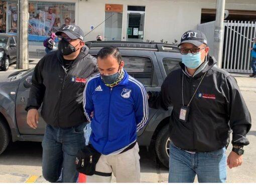 Detención en su lugar de residencia para el patrullero que presuntamente está involucrado en la muerte de un ciudadano en medio de las protestas del 9 de septiembre en una estación de policía de Soacha