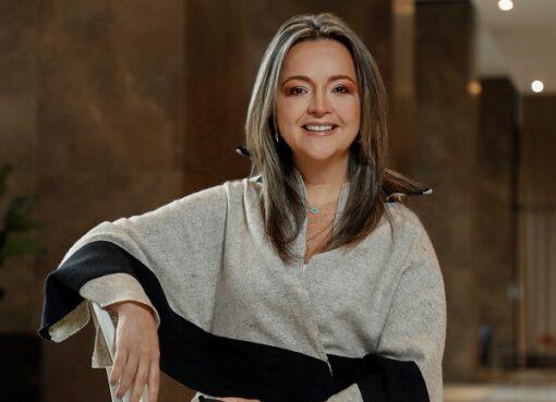 Adriana Padilla Leal, es la nueva Viceministra de Creatividad y Economía Naranja del Ministerio de Cultura