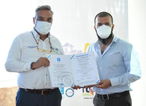 El Icontec revalidó la certificación de calidad para el Hospital Mental