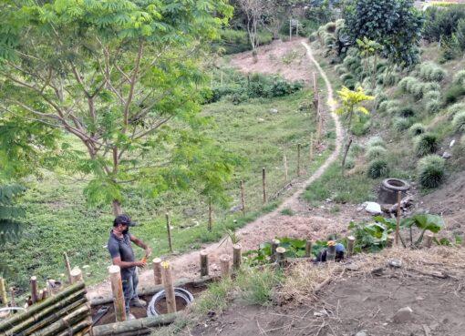 En el mes de marzo estará lista la recuperación ambiental de la quebrada La Congala