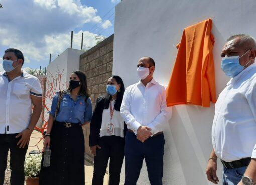 El Ministro de Cultura inauguró cuatro Áreas de Desarrollo Naranja en Villa del Rosario