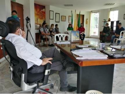 El próximo miércoles habrá una reunión con los comerciantes y líderes de las JAC sobre seguridad ciudadana