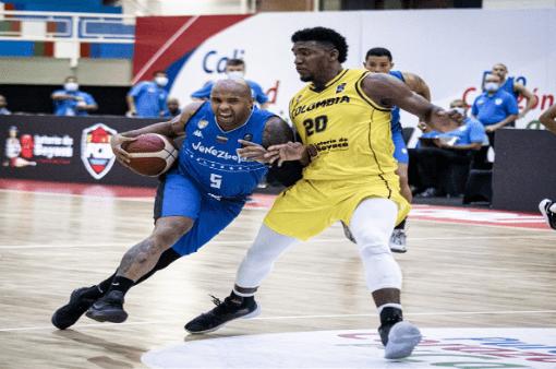 Colombia, Panamá y Venezuela protagonistas en los clasificatorias a FIBA AmeriCup