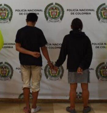 Un hombre y una mujer fueron enviados a la cárcel por el homicidio de John Jairo Pérez Ocampo, hecho presentado en el barrio Boyacá