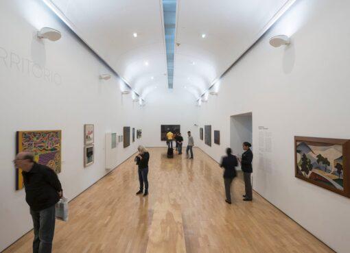 Directivos del Banco de la República, anunciaron el inicio de la temporada de exposiciones de arte