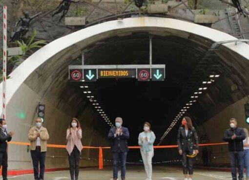 Presidente Iván Duque anunció que en mayo se entregará, completo, el cruce de la cordillera Central entre Cajamarca y Calarcá