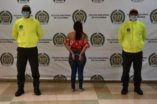 Capturada alias 'La Diabla', presunta homicida de mujer en 'La cueva del humo'