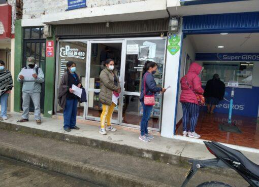Desde hoy, beneficiarios del Ingreso Solidario podrán retirar el incentivo