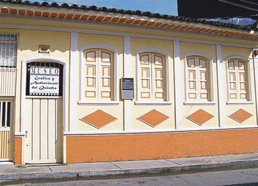 Mañana reapertura del Museo Gráfico y Audiovisual del Quindío