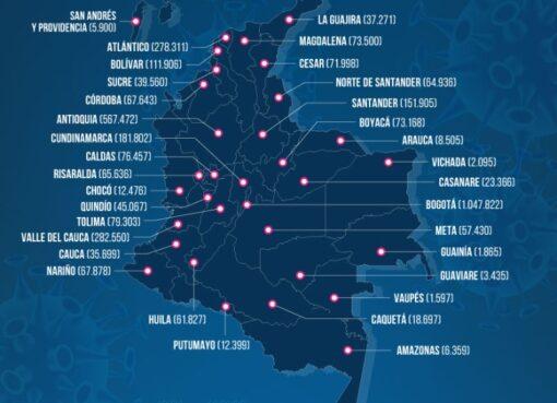 291 contagiados nuevos y 3 fallecidos por Copvid-19 este miércoles en el Quindío