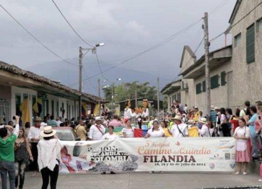 A partir de las 9:00 a. m. Festival Camino del Quindío inicia con eucaristía