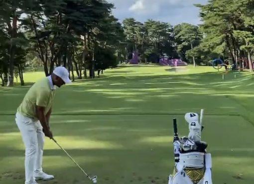 A segunda fase, golfista colombiano en los Olímpicos de Tokio