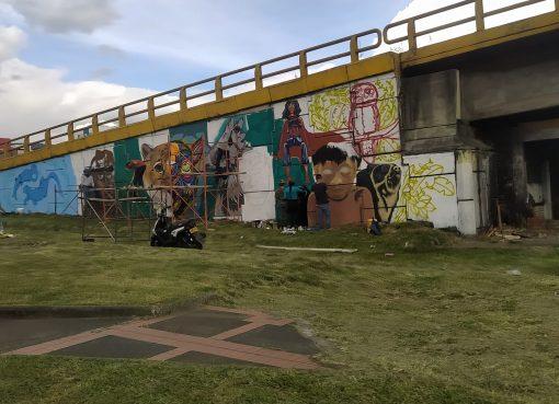 Activistas sociales se toman hoy con arte y cultura la plaza de Bolívar