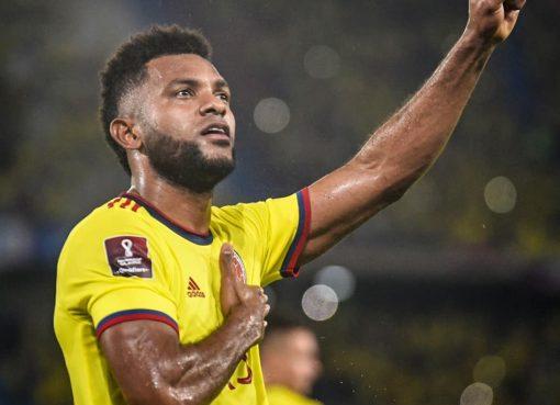 Selección Colombia se llevó los tres puntos frente a Chile