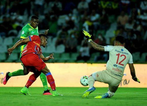 Pasto le ganó al Quindío 1-2 en el Centenario