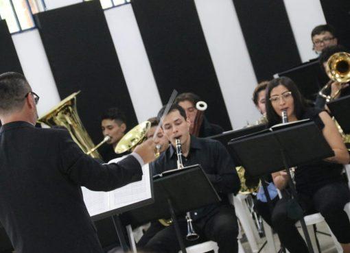 Presentaciones de la banda sinfónica de Armenia, en veremos