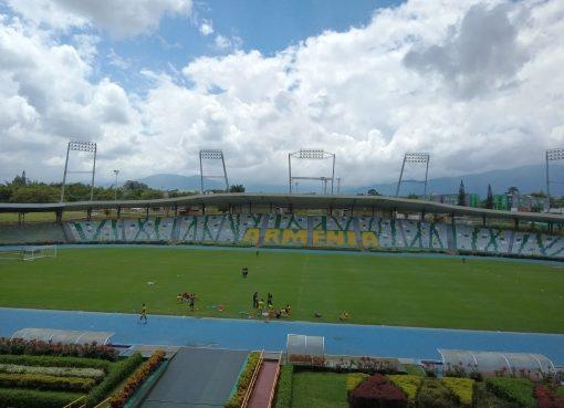 Hoy encuentro del Deportes Quindío y Pasto, con aforo de 10.000 personas e ingreso de aficionados de los 2 equipos