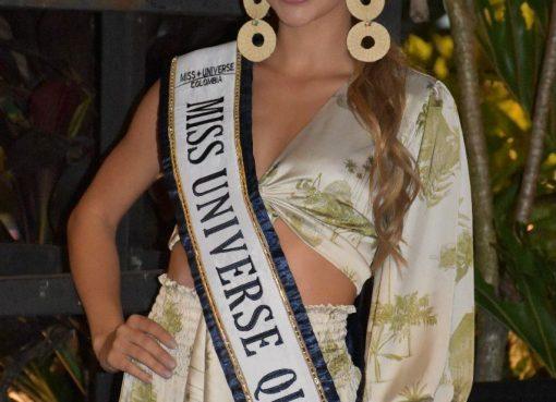 Seguridad y determinación, cualidades con las que competirá Quindío en el Miss Universe
