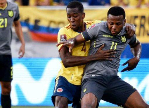 Colombia volvió a empatar sin goles ayer frente a Ecuador